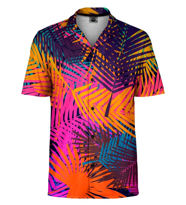 Colorful Palm Shirt Miniature 1