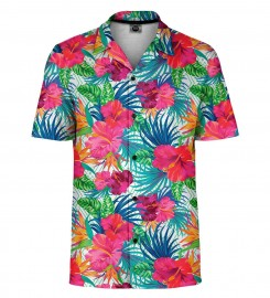 Mr. Gugu & Miss Go, Jungle Flowers Shirt Miniatura $i