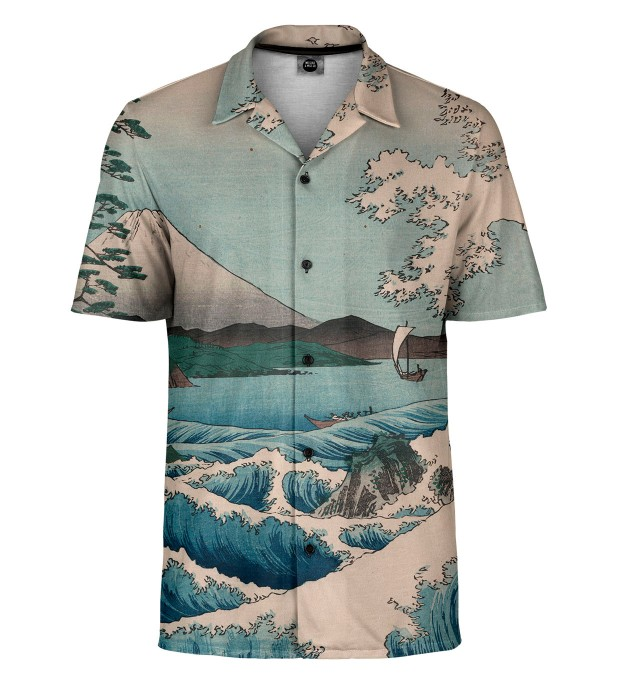 The Sea of Satta Shirt Miniature 1