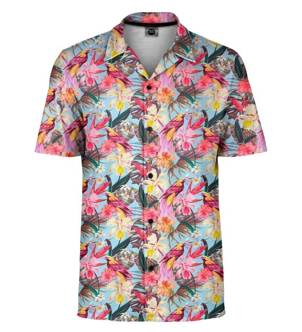 Tropical Beauty Shirt Miniature 1