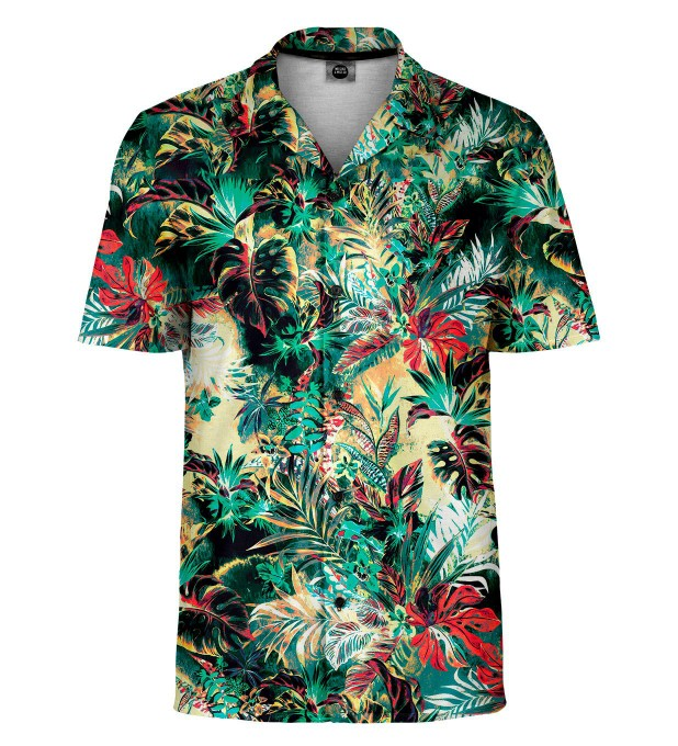 Tropical Jungle Shirt Miniature 1
