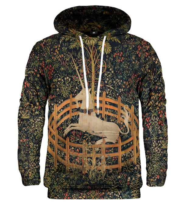 The Unicorn in Captivity hoodie Miniatura 2
