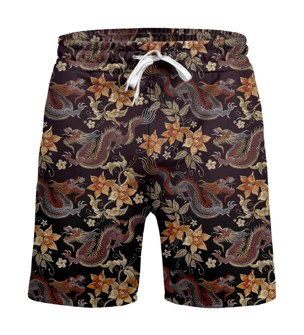 Japanese Dragon Shorts Miniature 1