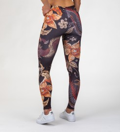 Mr. Gugu & Miss Go, Japanese Dragon Leggings Miniatura $i
