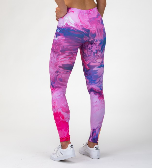 Modern Painting Leggings Thumbnail 2