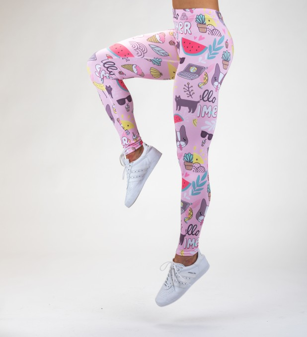 Sweet Summer leggings Miniatura 1