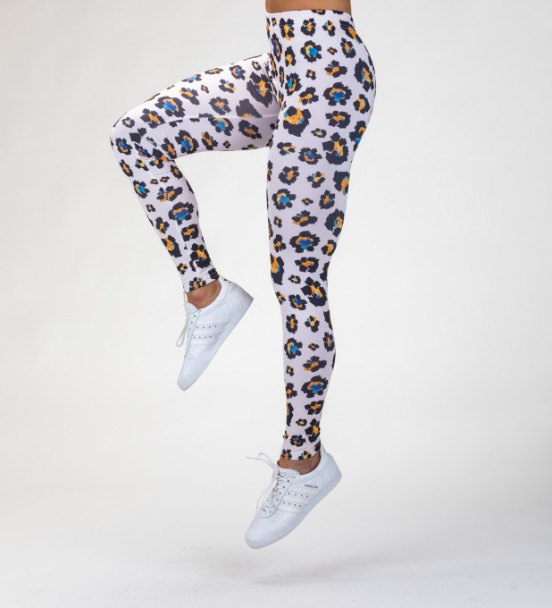 Leopard Speckles Leggings Thumbnail 1