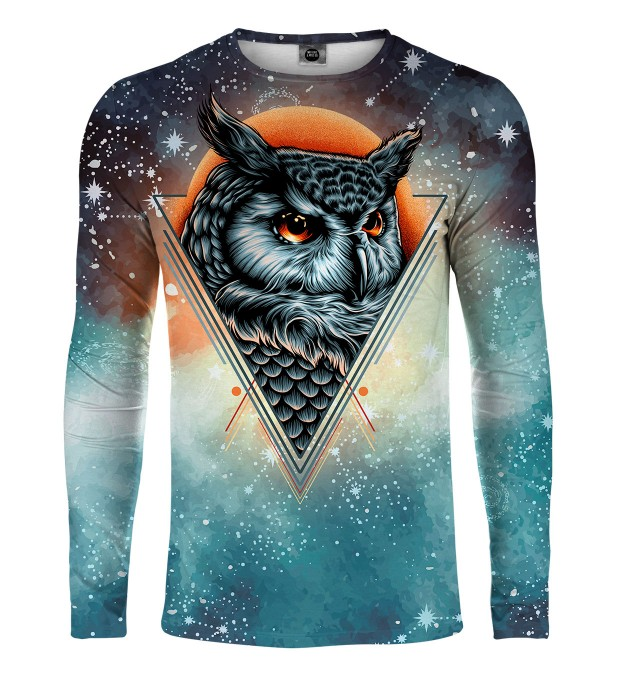 Owl Constellation Longsleeve Miniature 1
