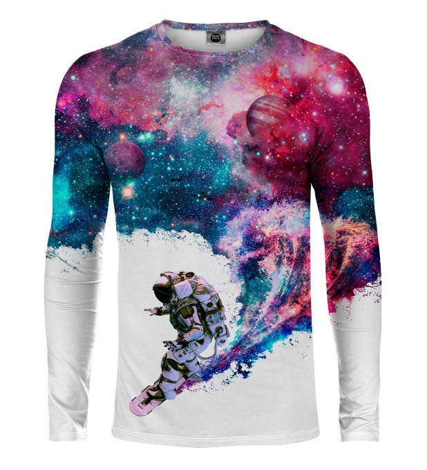 Surfing Cosmonaut Longsleeve аватар 1
