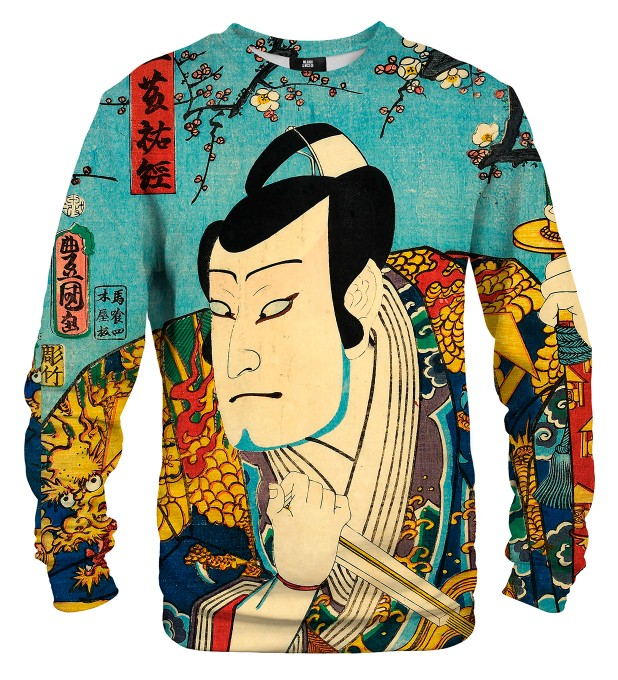 Samurai sweater Miniature 1