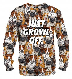Mr. Gugu & Miss Go, Just growl off sweater аватар $i