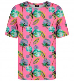 Mr. Gugu & Miss Go, Tropical Palm t-shirt Thumbnail $i
