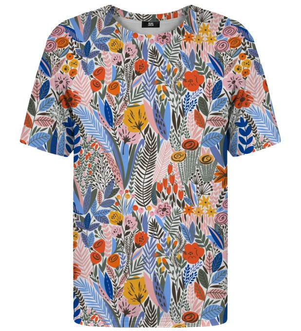 Floral Pattern t-shirt аватар 1
