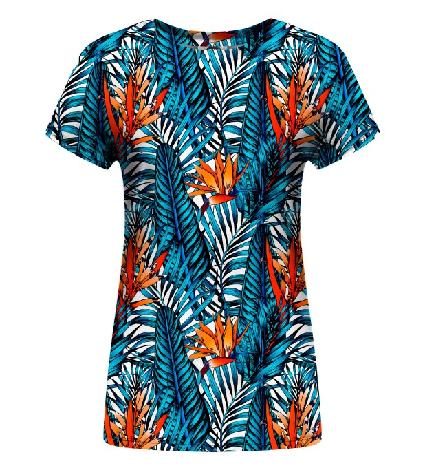 Tropical Paradise womens t-shirt Thumbnail 1