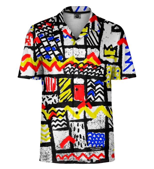 Mondrian Shirt Miniature 1