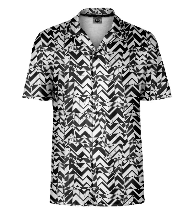 Zig Zag pattern Shirt Miniature 1