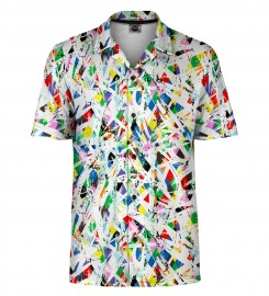 Mr. Gugu & Miss Go, Colorful abstraction Shirt Miniatura $i