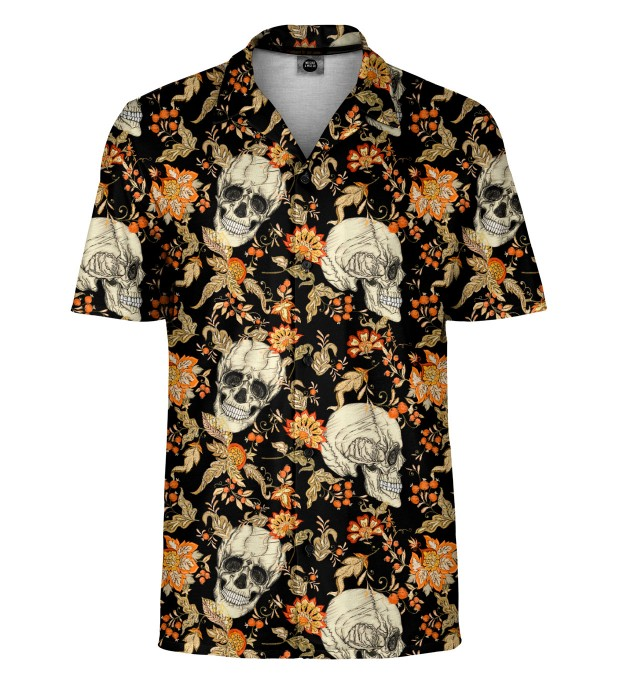 Skull pattern Shirt Miniature 1