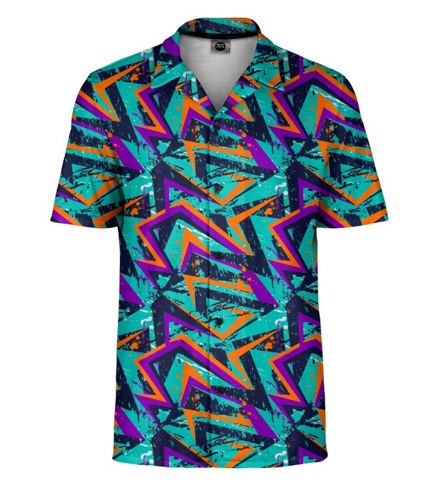 Retro pattern Shirt Miniature 1