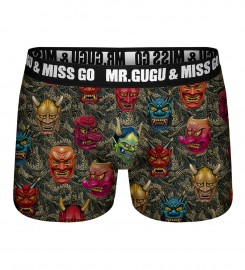 Mr. Gugu & Miss Go, Japanese Mask underwear Miniature $i