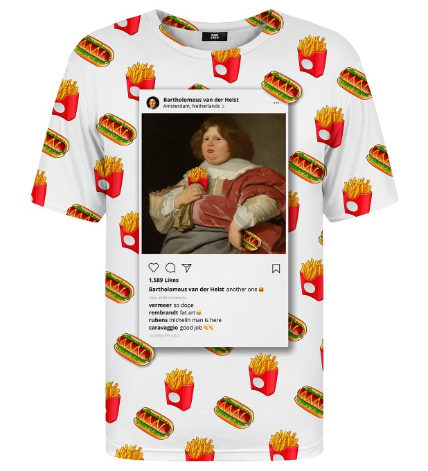 Burger King t-shirt Thumbnail 1