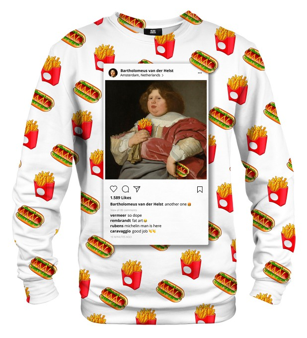 Burger King sweater аватар 1