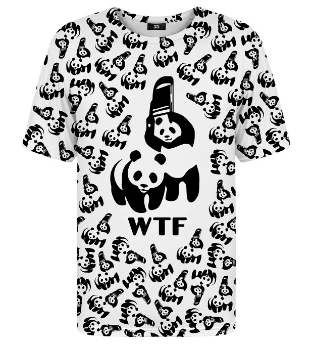 WTF t-shirt Miniature 2