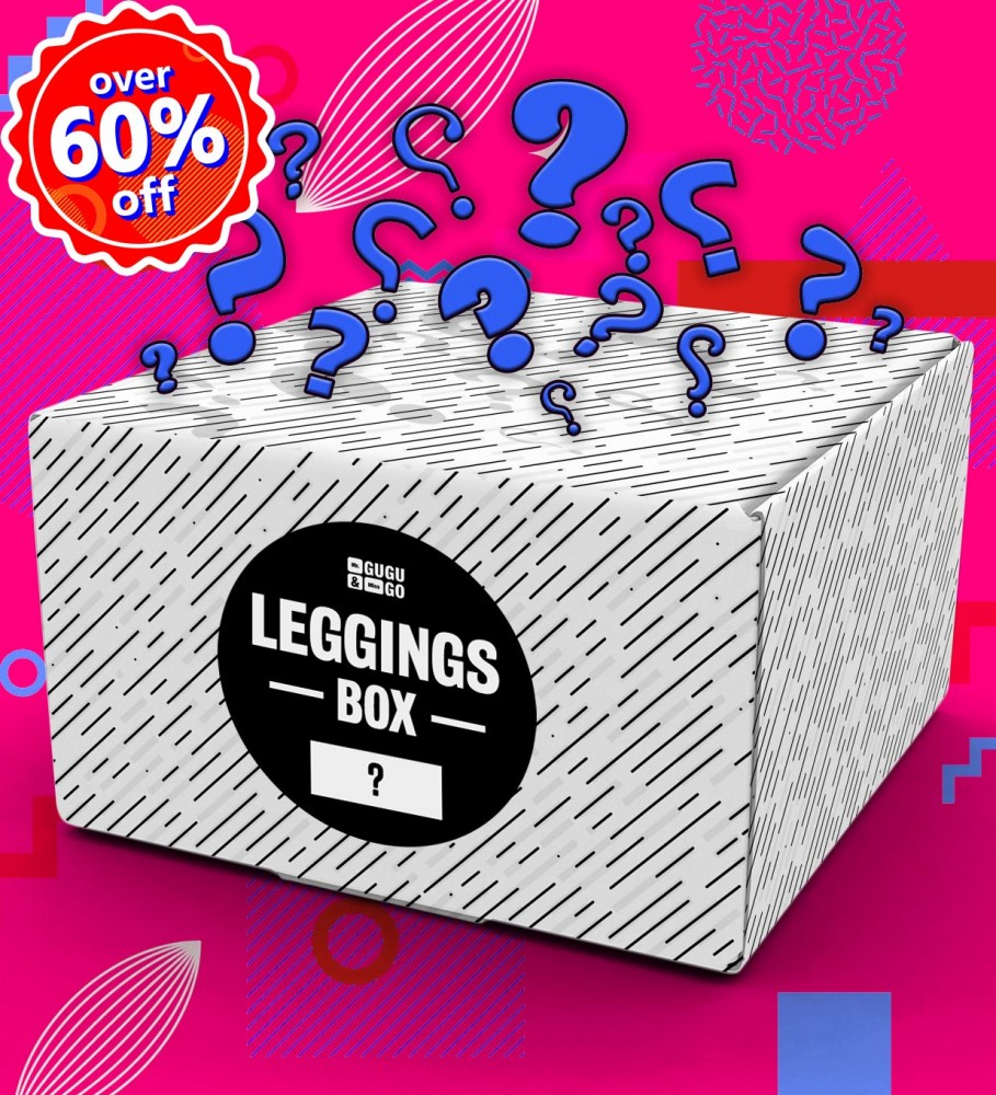 Mr. Gugu & Miss Go, 1 piece Mystery Leggings box Imagen $i