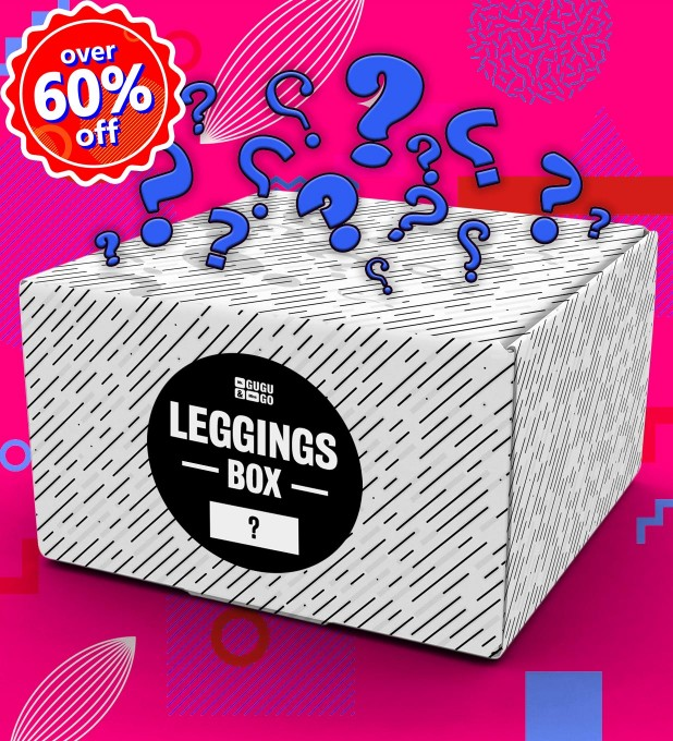 1 piece Mystery Leggings box Miniaturbild 1