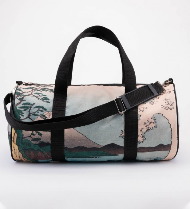 The Sea of Satta Duffle bag Thumbnail 1
