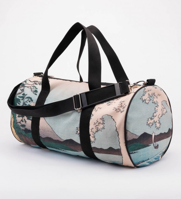 The Sea of Satta Duffle bag Thumbnail 2