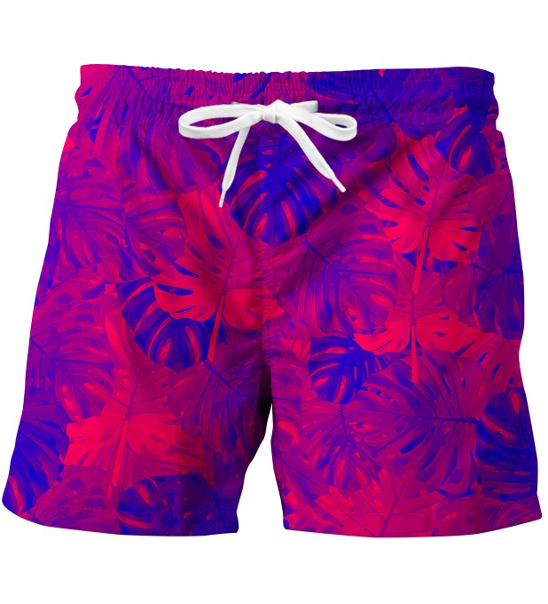 Monstera Queen swim trunks Miniatura 1
