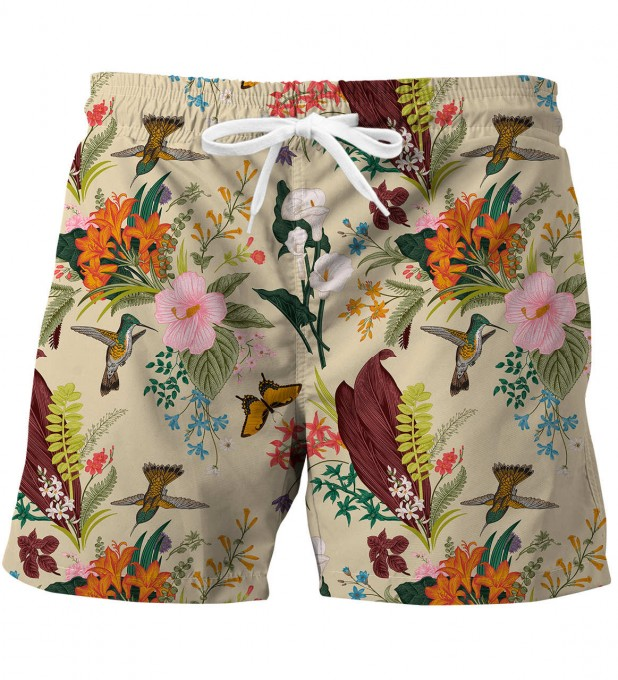 Nature swim trunks Miniature 1