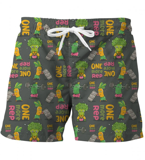 Vegetables Power swim trunks Miniature 1