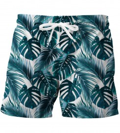 Mr. Gugu & Miss Go, Tropical Heaven swim trunks Miniatura $i