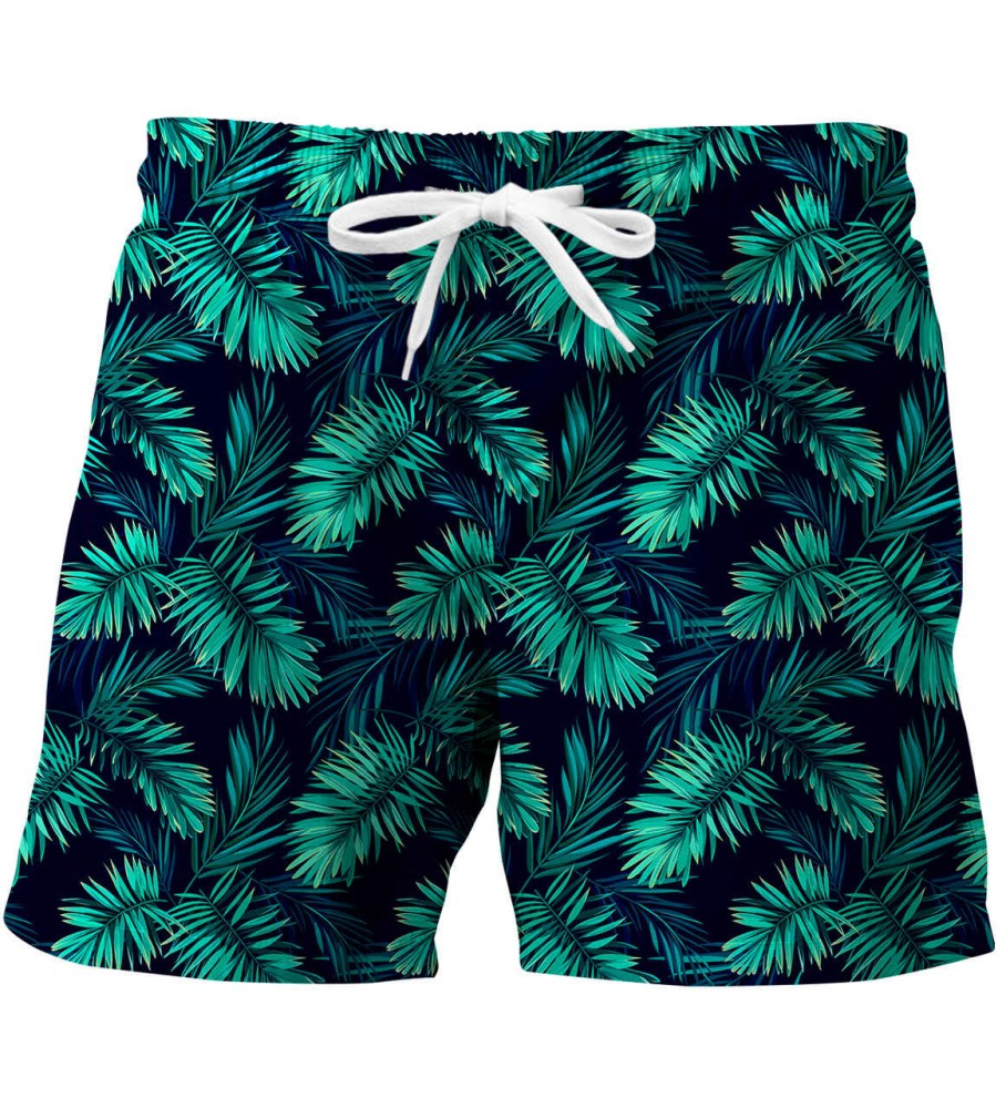 Mr. Gugu & Miss Go, Tropical Explosion swim trunks Фотография $i