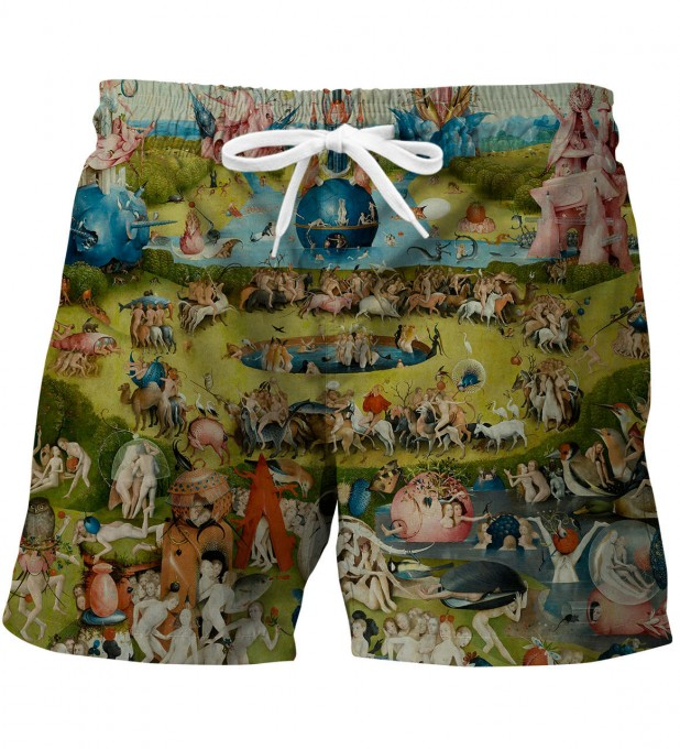 Garden swim trunks Thumbnail 1