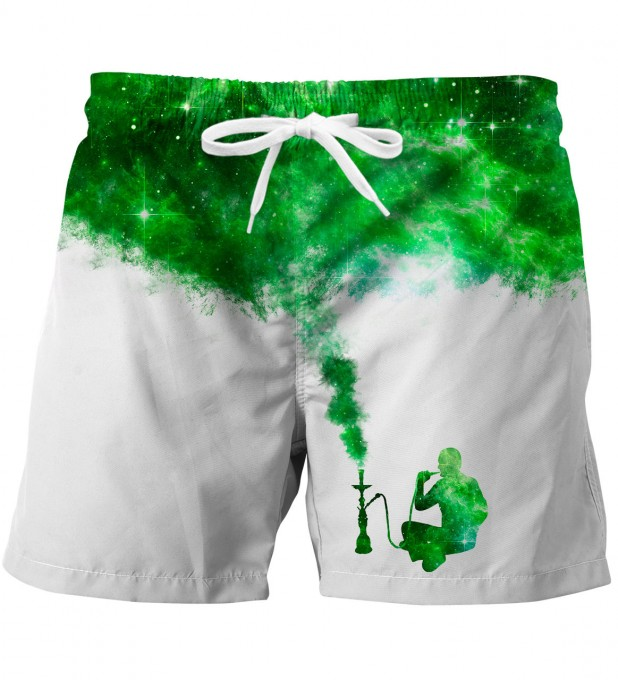 Let's Smoke swim trunks Miniatura 1