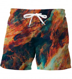 Mr. Gugu & Miss Go, Sky is burning swim trunks аватар $i