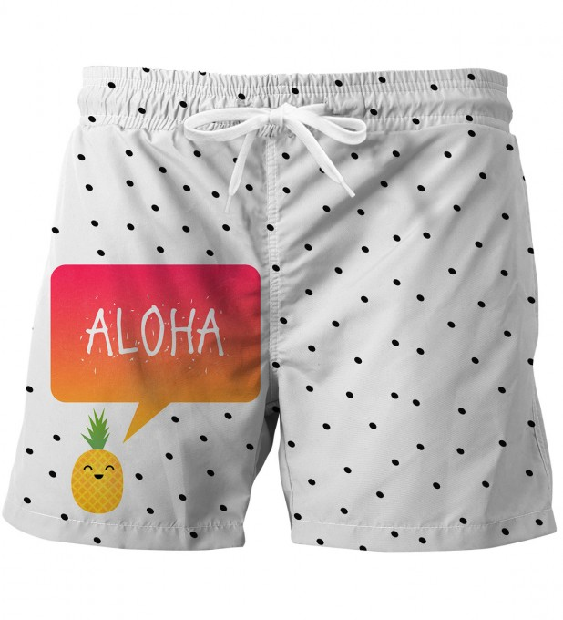 Aloha swim trunks Thumbnail 1