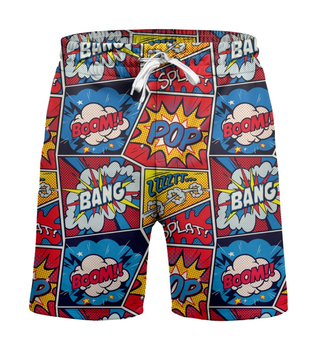 Bang Shorts Miniature 1
