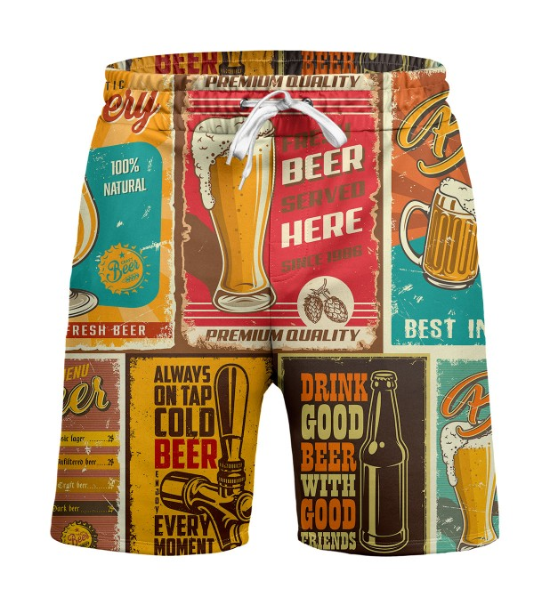 Beer Paradise Shorts Miniature 1