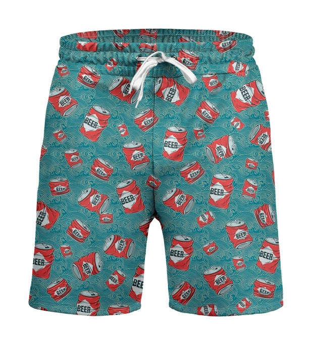 Beer Pattern Shorts Miniatura 1