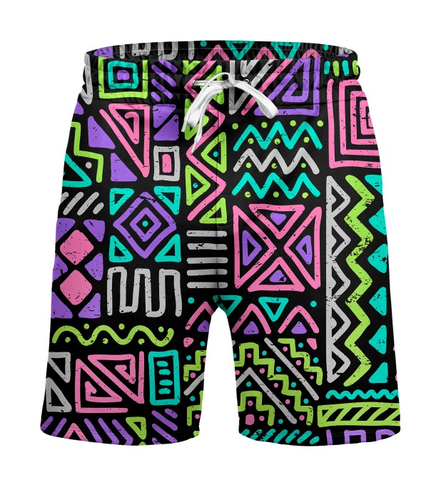 Neo aztec Shorts Miniature 1