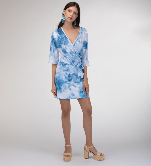 Blue Clouds envelope dress аватар 2