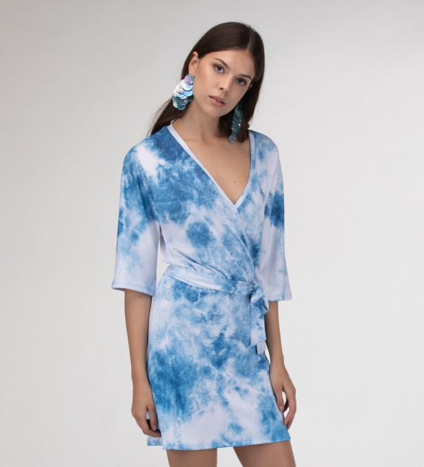 Blue Clouds envelope dress аватар 1