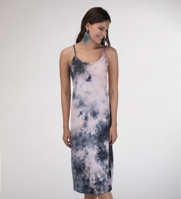 Storm Tie dye Strap dress long аватар 1