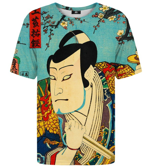 Samurai t-shirt Miniature 1
