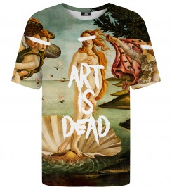 Mr. Gugu & Miss Go, Art is Dead t-shirt аватар $i