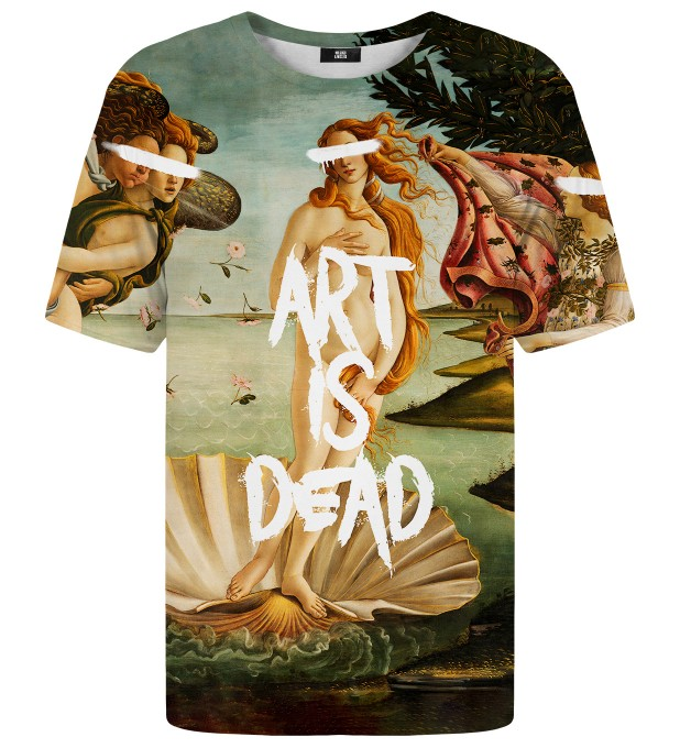 Art is Dead t-shirt Miniatura 2